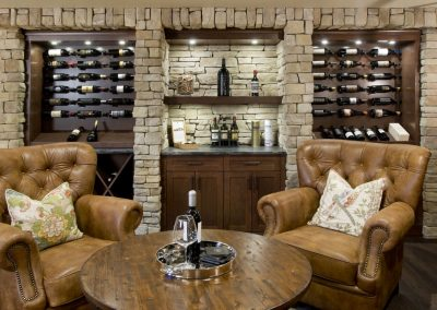 Auburn Bay Wine Room Project